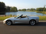 2006 Chevrolet Corvette CONVERTIBLE